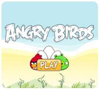 игра классические сердитые птицы