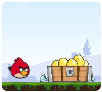 сердитые птицы золотые яйца