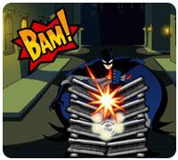 Игры бэтмен онлайн