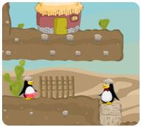 братья пингвины