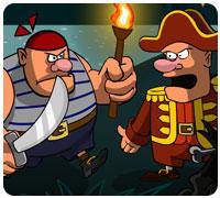 пираты против аборигенов