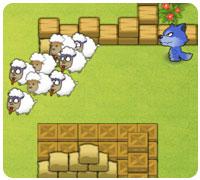 похититель овечек