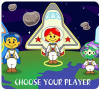 три астронавта