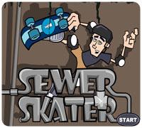на скейтбордах