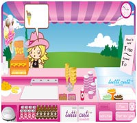 Игры Готовим мороженое