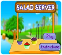 Игра Готовим салаты