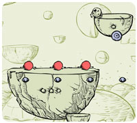 приключения шарика