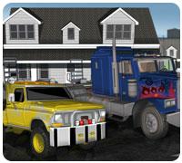 грузовики-монстры