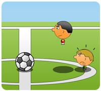 игры футбольные головы
