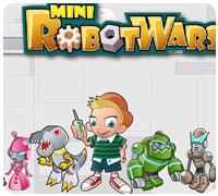 битва мини-роботов