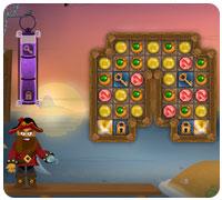 пират и шарики