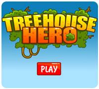 герой из хижины на дереве