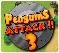 атака пингвинов