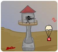 оборона башни