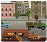 защита грузовика