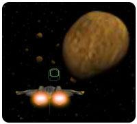 Уничтожить астероид
