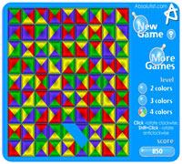 треугольники и квадраты