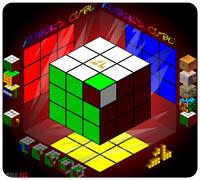 игра кубик рубик