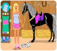 мыть лошадей
