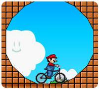 марио велосипедист