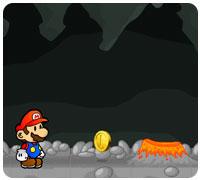 побег марио из шахты