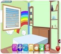 Игра Интерьер комнаты