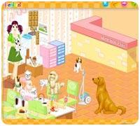 Переделки комнаты для животных Игры