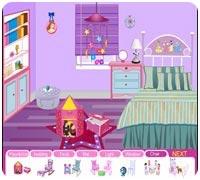 Игра Переделка спальни