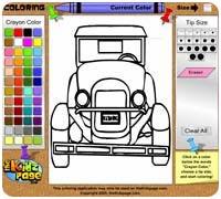 Раскраски по номерам онлайн играть