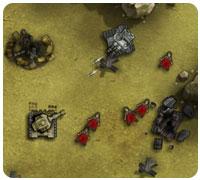 танки в тылу врага
