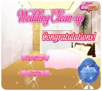 игры уборка после свадьбы